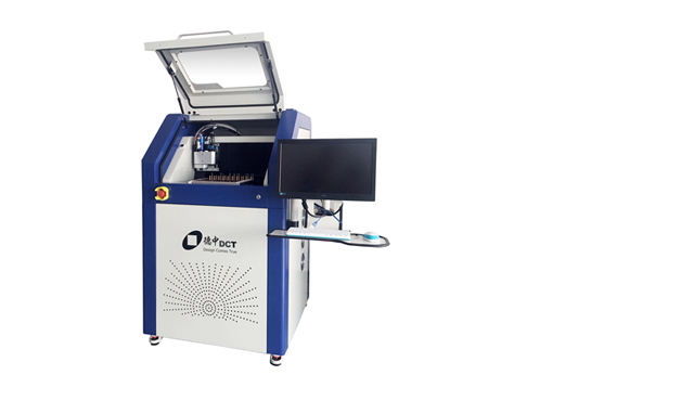 DM series mechanical direct PCB prototyping equipment